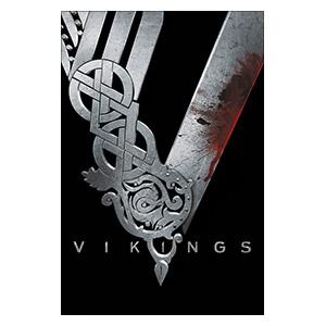 Vikings. Размер: 30 х 45 см